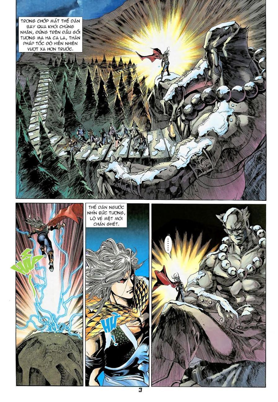 Đại Đường Uy Long chapter 99 trang 3