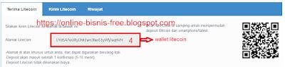 Cara Membuat Wallet Litecoin