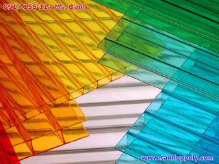 Nhà phân phối tấm lợp lấy sáng thông minh polycarbonate chính thức tại Miền Nam - Sơn Băng ảnh 36