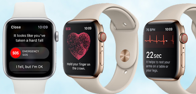 Compra de Apple Watch na Califórnia