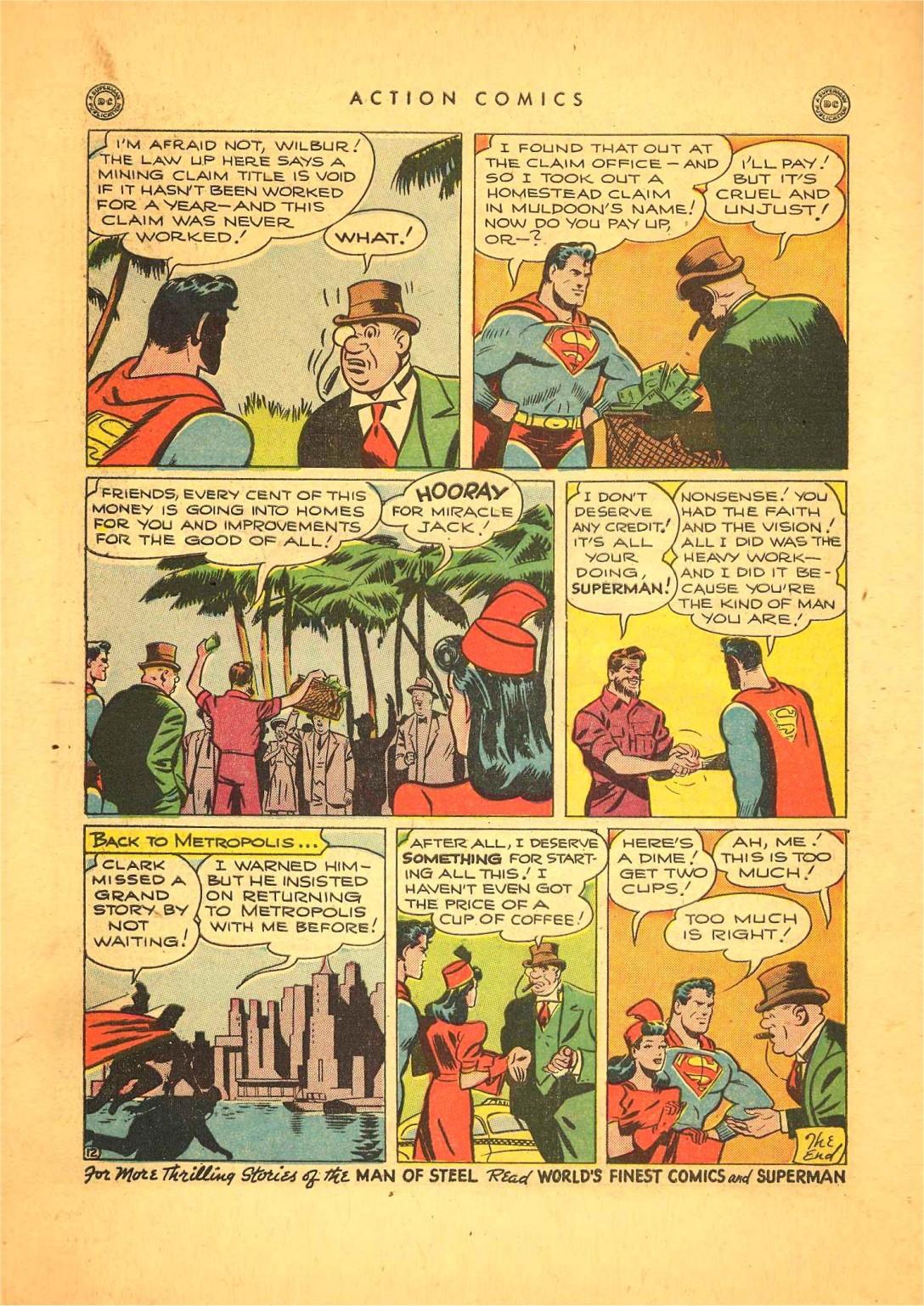 Action Comics (1938) 116 Page 12