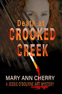 Death at Crooked Creek by Mary Ann Cherry