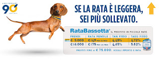 Scopri l'offerta RataBassotta!