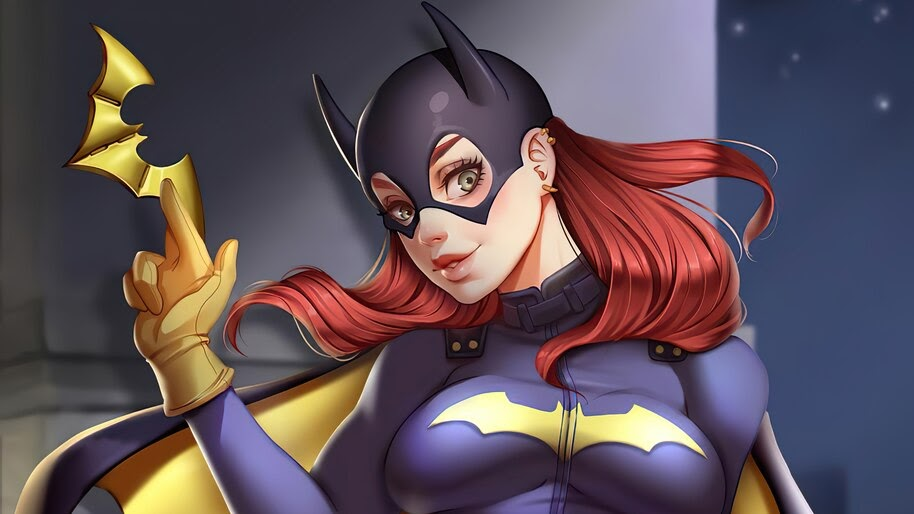 Batgirl, DC, Comics, Girl, 4K, #6.2038