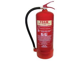 Bình bột chữa cháy Foam 1