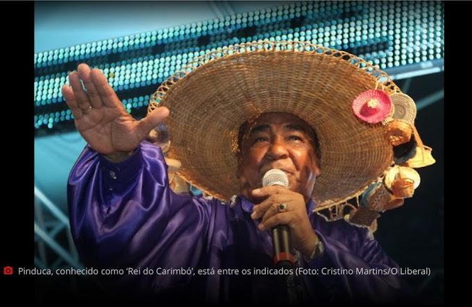 Pinduca é indicado ao Grammy Latino na categoria 'Melhor Álbum de Música de Raízes Brasileiras'