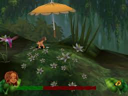 Disney Tarzan Action Game Download Free For PC
