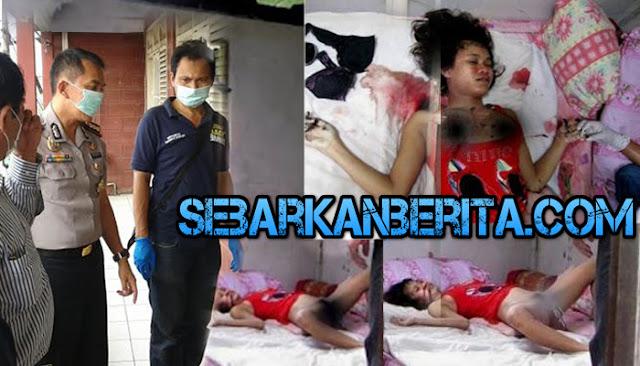 Kesal Istri Mandul, Suami Tusuk Kemaluan Istrinya Dengan Gunting.