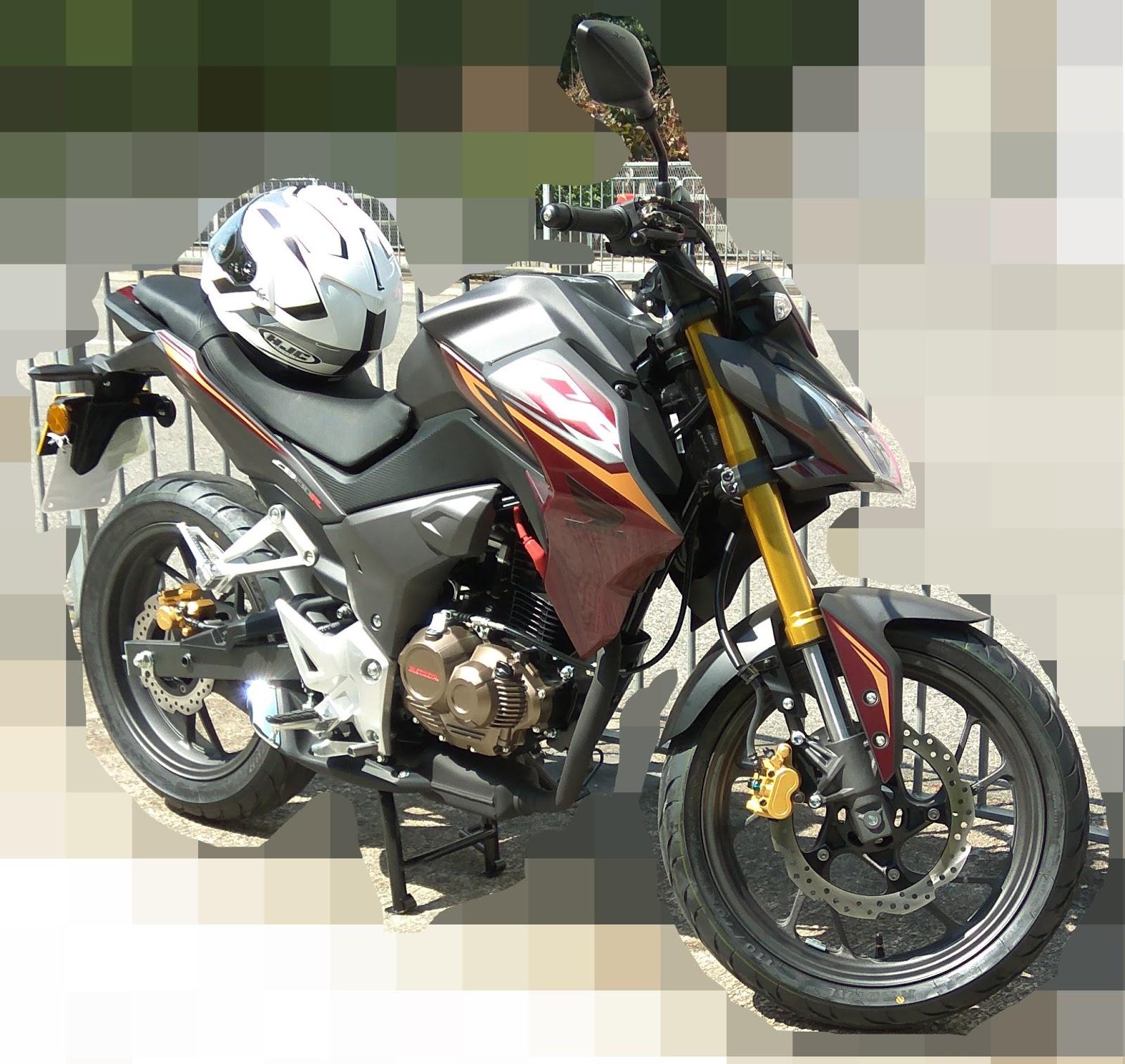 電單車 摩托車 機車 - 香港 Motorcycling Life in Hong Kong: 收到電單車啦 ... Honda 本田 CB190R