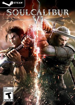 Soulcalibur 6 Game Cover Pc