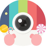 Candy Camera - Selfie Photo logo