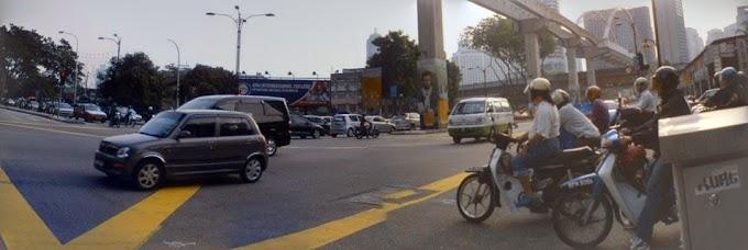 Berjalan ke UniKL Kuala Lumpur