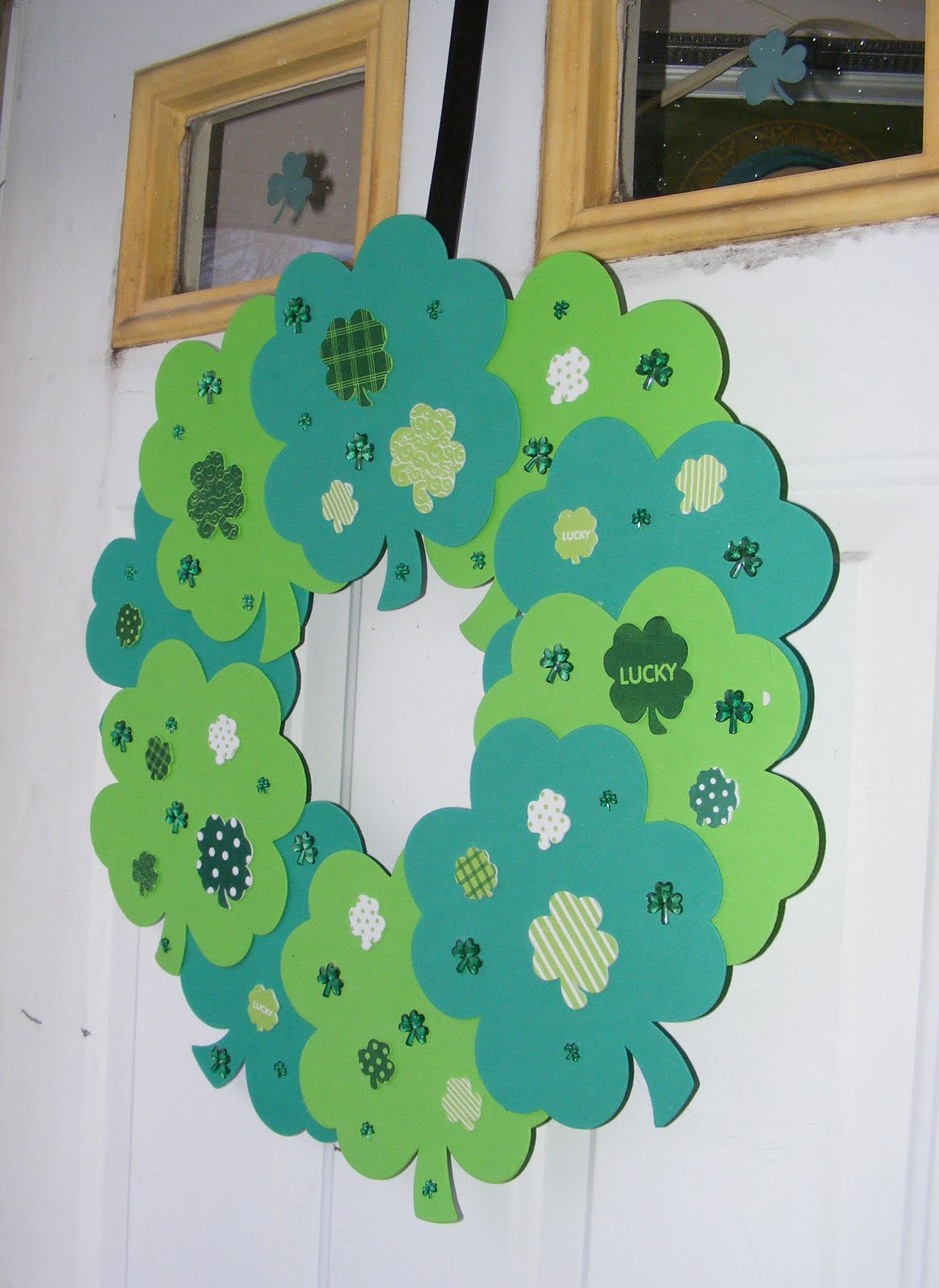 St. Patrick's Day Crafts for Kids | Wife, Mom, Woman