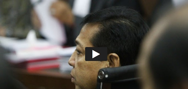[Video] Sebagai Saksi, Setya Novanto Ulang Kata Ini Puluhan Kali di Sidang Kasus Korupsi e-KTP