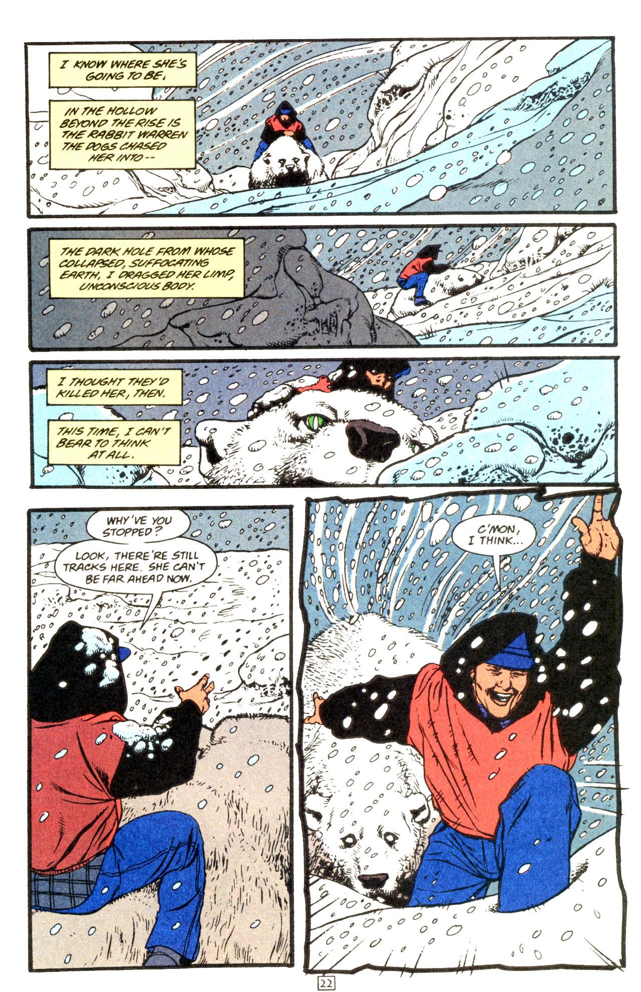 Read online Animal Man (1988) comic -  Issue #69 - 23