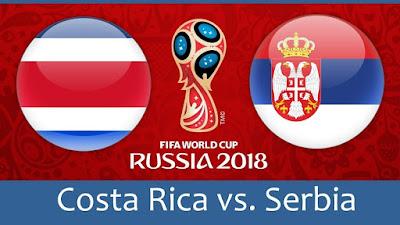 Tips Taruhan Bola Kosta Rika vs Serbia