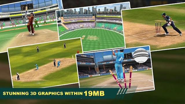 Cricket Lite 3D Latest Update