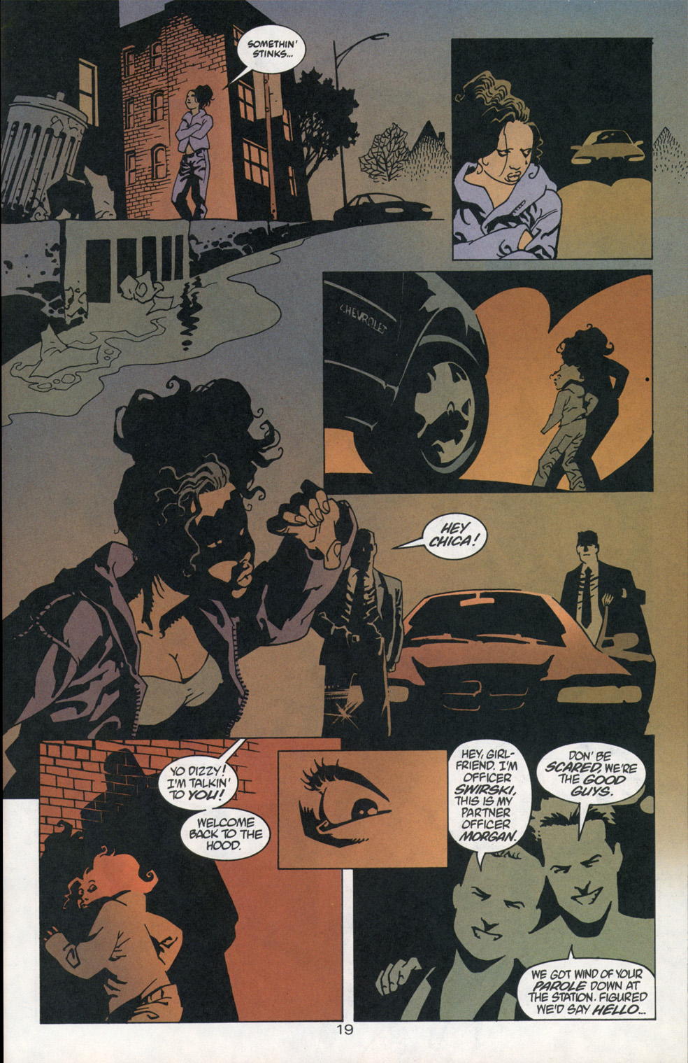 Read online 100 Bullets comic -  Issue #1 - 20