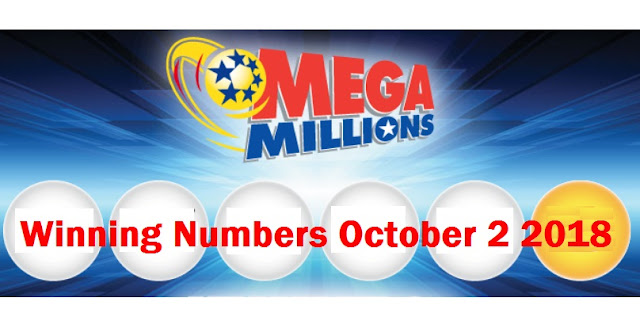Mega Millions Winning Numbers October 2 2018