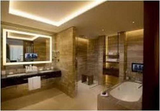 Home Bathroom Spa Ideas HB 4S