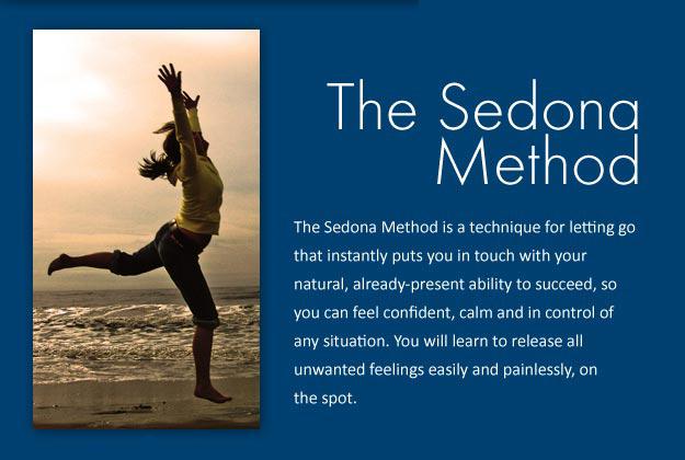 The Sedona Method To Eliminate Stress & Negative Thoughts