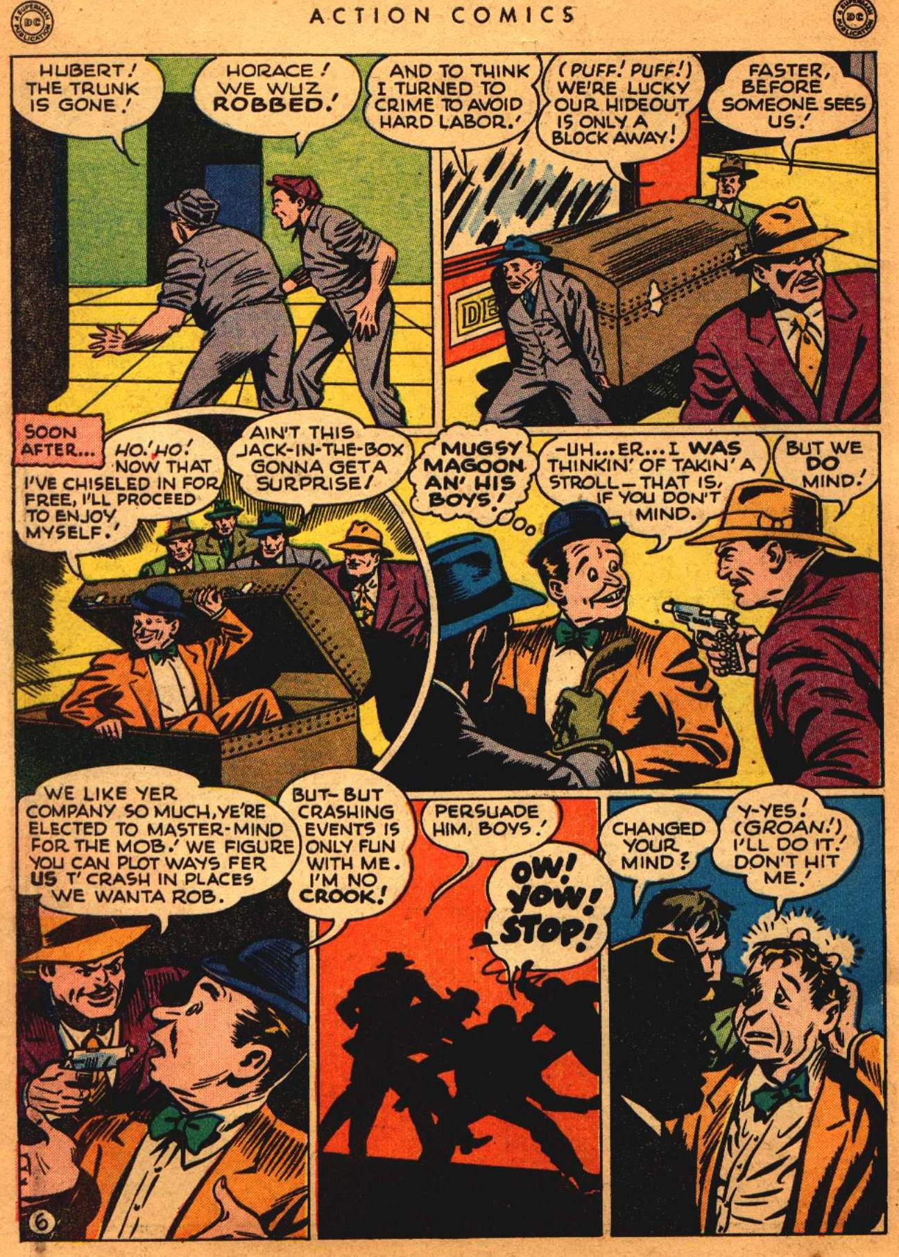 Read online Action Comics (1938) comic -  Issue #108 - 7