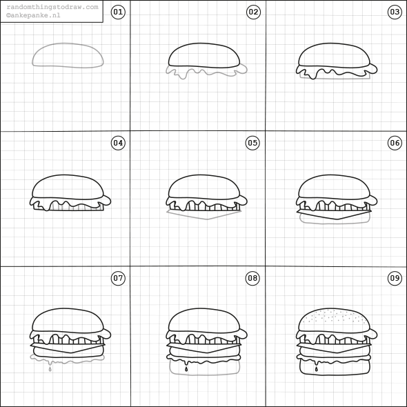 how to draw simple things for beginners