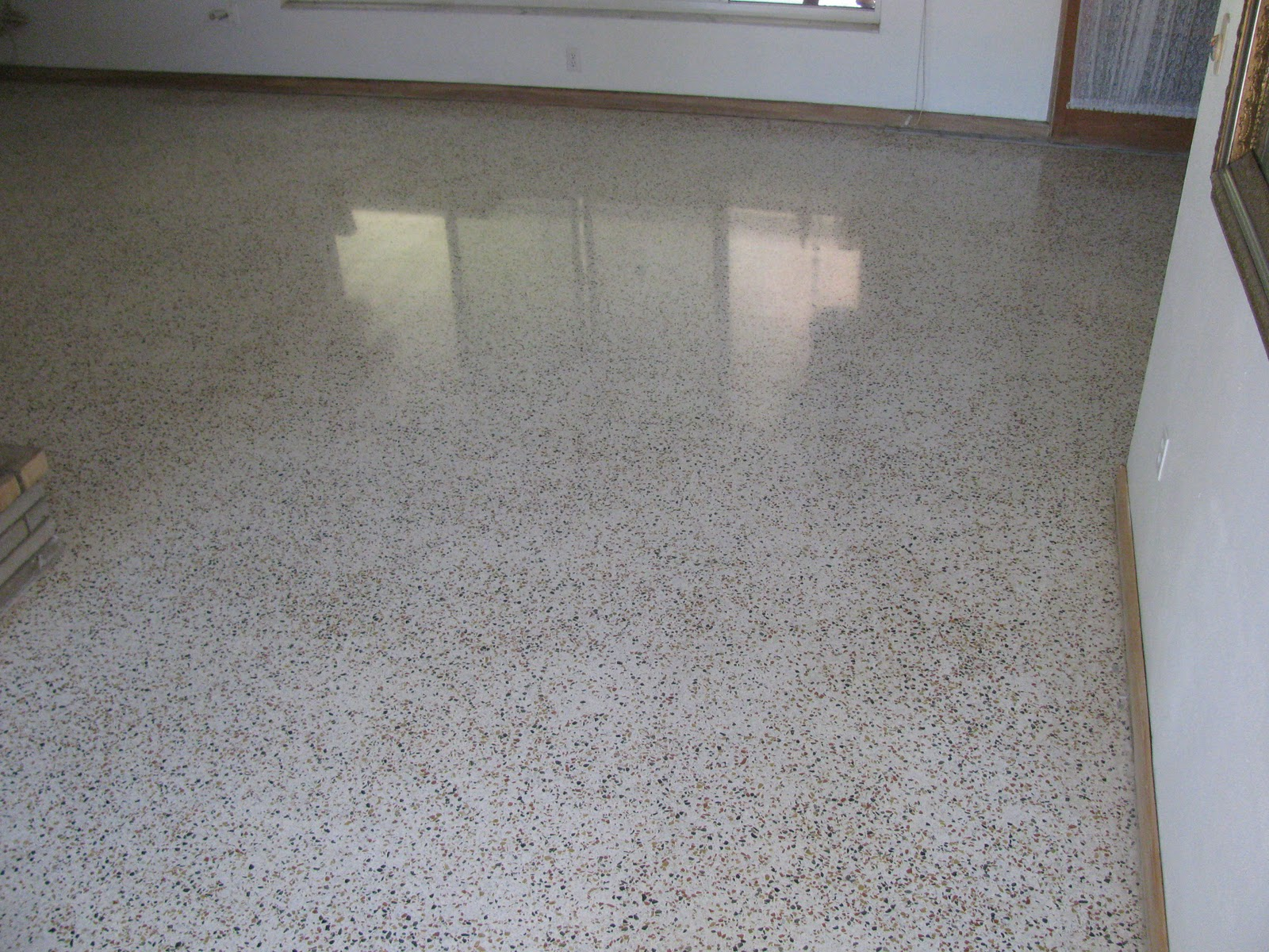 Terrazzo Restoration Epoxy Coatings And Concrete