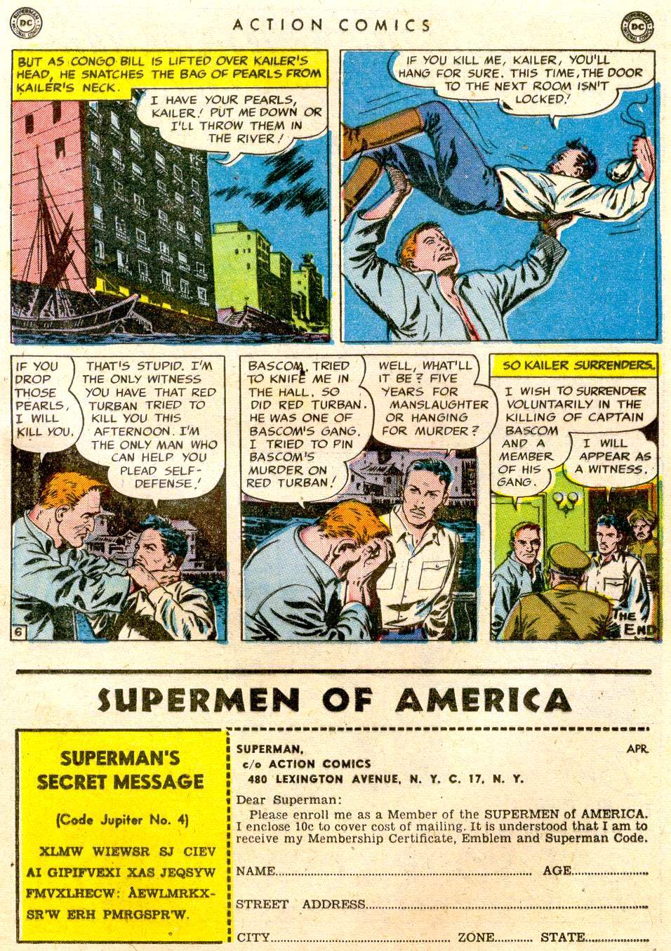 Action Comics (1938) 143 Page 26