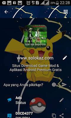 BBM Pokemon Go Mod Apk v3.0.0.18 Gratis Terbaru (Not Clone)