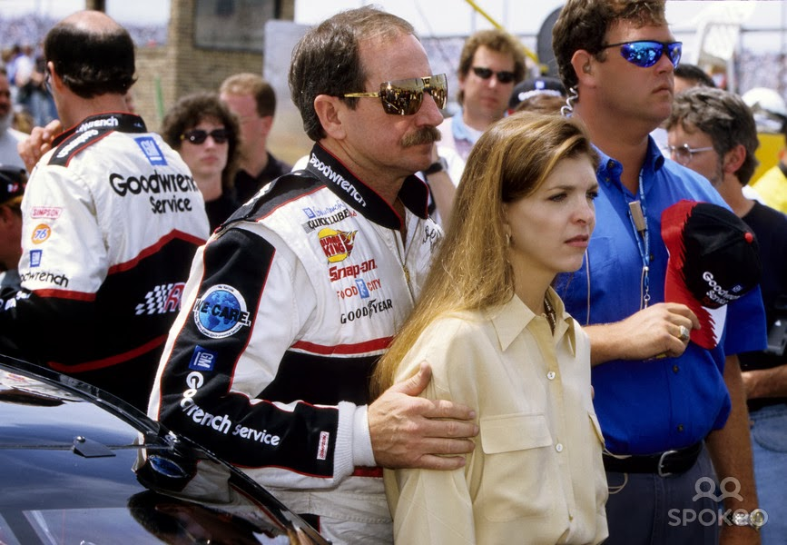 16 Best Dale Earnhardt Sr 3 Images On Pinterest: Behind The Wall: The Intimidator