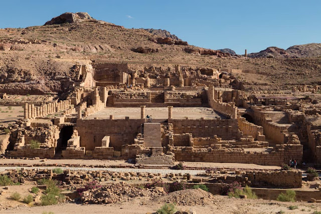 Gran Templo de Petra