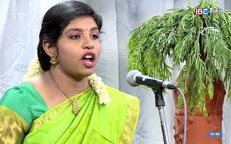 Geetham Sangeetham | IBC Tamil Tv | Devotional songs in Tamil
