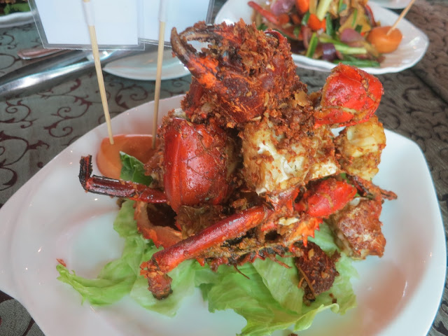 Butter & Garlic Crab