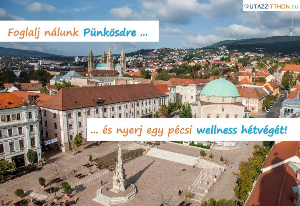 Foglald le nálunk Pünkösdi pihenésed és nyerd meg a pécsi Hotel Makár Sport    Wellness     ajándék szállásutalványát! 9b50034126