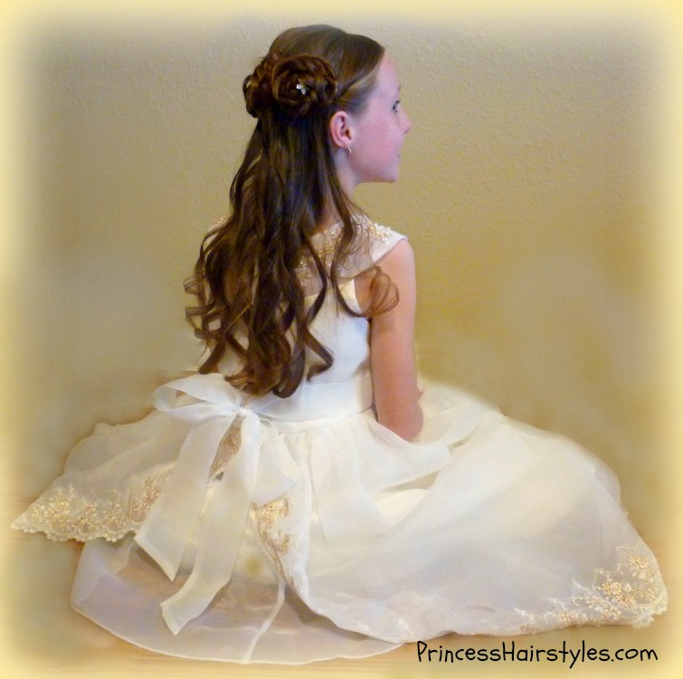 Swell Prom Hairstyles For Long Hair Hairstyles For Girls Princess Short Hairstyles Gunalazisus