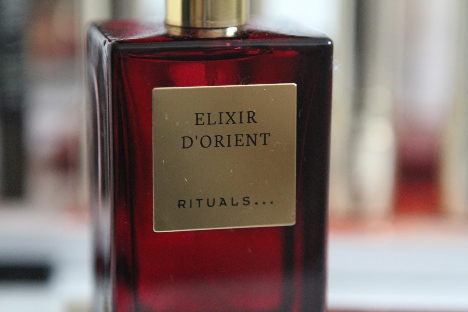 Rituals Elixir d'orient