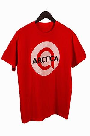 Arctica Red Tee Shirt
