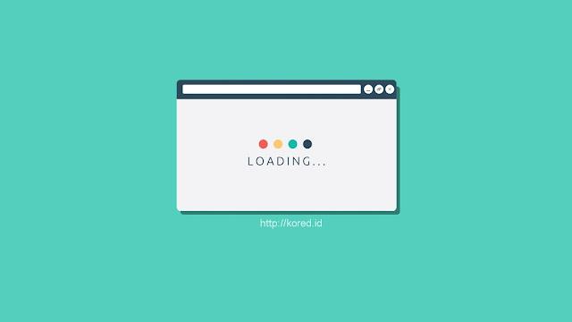 Membuat Efek Loading Keren di Blog
