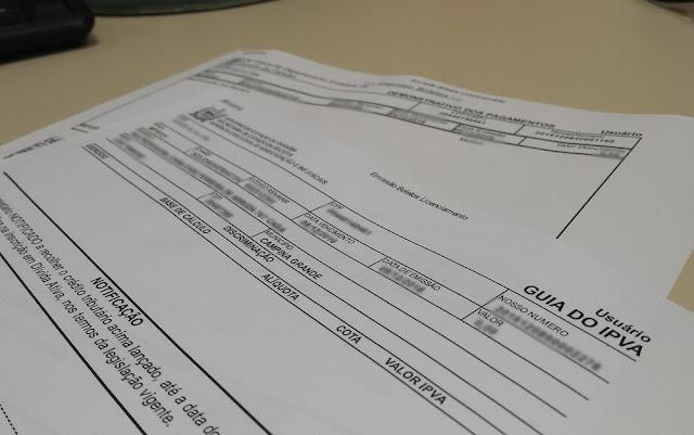 Boletos poderão ser pagos em qualquer agência bancária. (Foto: Artur Lira/G1)