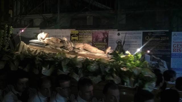 Processione Misteri Ruvo di Puglia
