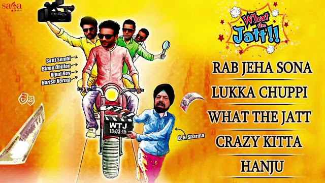 What The Jatt 2015 Punjabi Movie Download HD DVDRip