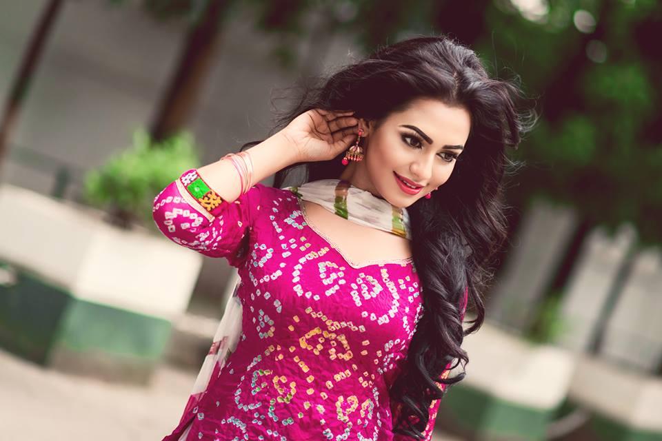 Bd Actress Nusrat Faria Mazhar Career Childhood Photo Gallery