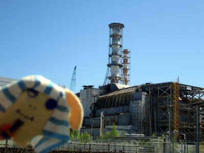 Sarcófago de Chernobyl