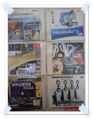 CD Software Untuk Proyek - Blog Mas Hendra