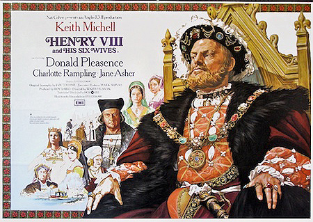 henry viii and his six wives essay Get an answer for 'why is king henry viii famous' and find homework help  he is famed for his six wives--he ordered the beheading of two of them--and his.