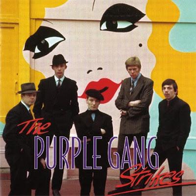 The Purple Gang - Purple Gang Strikes ( 1968)