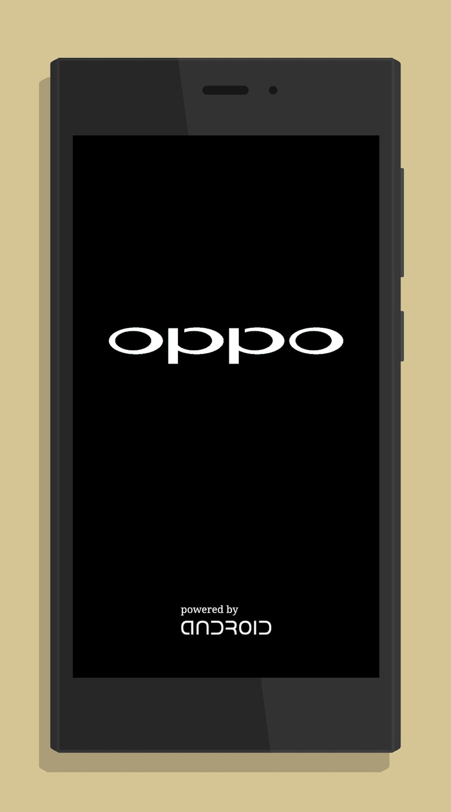 Splashscreen Oppo Lenovo A6000 A6000 Plus