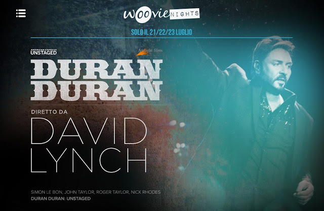 david lynch duran duran, duran duran unstaged, american express, twin peaks duran duran, beach party, comme undon, love song, come undone live, come undone duran duran, the man who stole a leopard, kelis