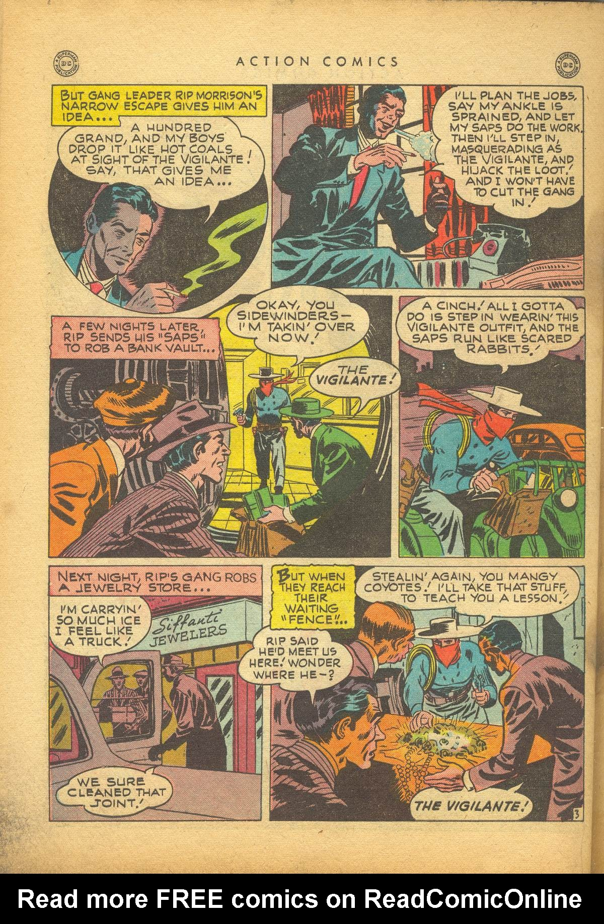 Read online Action Comics (1938) comic -  Issue #112 - 42